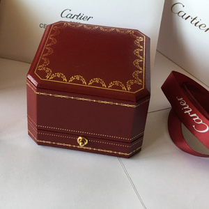 Cartier Ring Box Packaging sets